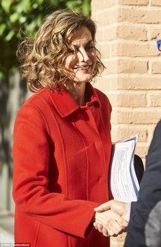 Her involvement with FEDER is a departure for the royal, who until recently, had focused her efforts on championing Spanish culture and the plight of disabled people
