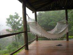Serene - Hammock and Deck idea