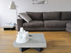 Solidus salontafel grijs beton binnnenmeubel