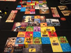 Patchistory | Image | BoardGameGeek