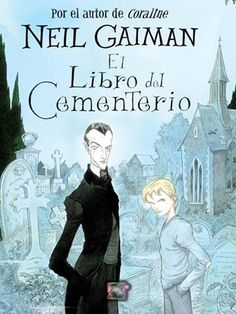 If you love Spirited Away, try The Graveyard Book by Neil Gaiman. If you love Spirited Away, try The Graveyard Book by Neil Gaiman. Books You Should Read, I Love Books, Great Books, Books To Read, My Books, Neil Gaiman, Chris Riddell, The Graveyard Book, Book Authors
