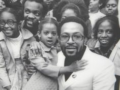 Marvin Gaye...Classic glasses