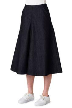 Giselle Denim Skirt - Weekday