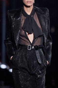 Saint Laurent Spring 2020 Ready-to-Wear Collection - Vogue