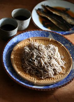 Japanese noodle, Soba...delicious, healthy and versatile.