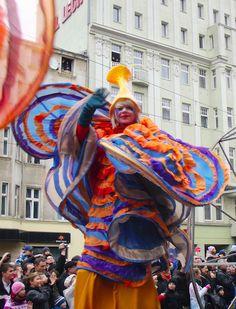 Poznan Poland, parada świętomarcińska, listopad  2013 [fot.Rafał Leja]