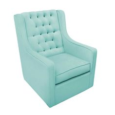 27 inch Aqua Blue nursery rocking chair bought it for our ocean theme nursery, Baby Boys, Lil Baby, Round Crib Bedding, Nursery Rocker, Girl Nursery, Sea Nursery, Girl Room, Tiffany Blue Nursery, Girls Bedroom