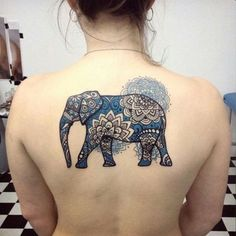 if you are looking the mandala tattoo design,then this is the best place for you. The most stylish and famous mandala tattoo designs nowadays. Mandala Arm Tattoo, Mandala Elephant Tattoo, Elephant Tattoo Design, Design Tattoo, Elephant Tattoos, Animal Tattoos, Tattoo Designs, Tribal Elephant, Baby Elephant