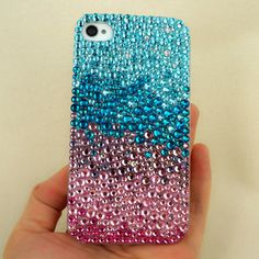 Cute Blinged Out iPhone Case                                                                                                           .:JuSt*!N*cAsE:.