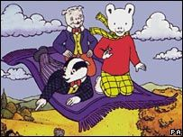 The Adventures of Rupert Bear - no matter where I look I can't find this show on DVD TT^TT