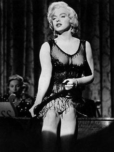 Marilyn - Some Like It Hot