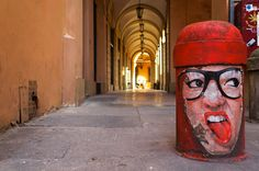 Bologna Street Art for BlogVille Emilia Romagna 2012 - nomadbiba