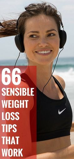 66 SENSIBLE WEIGHT LOSS TIPS THAT WORK