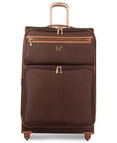 "Diane von Furstenberg Private Jet II 28\"" Expandable Spinner Suitcase"