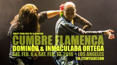 Enjoy the highest level of Flamenco artistry from Spain for a performance from the soul of Andalucia