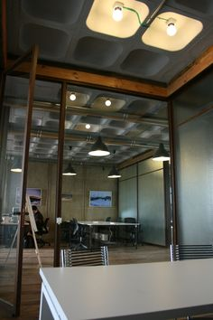 Pico co working space by Shahar Katsav Design Studio, Jerusalem office design