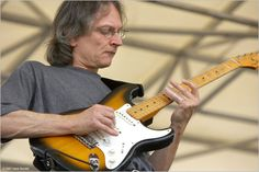 Sonny Landreth...i saw him up close in a small country town in Queensland, Australia........WOW,  lucky me....