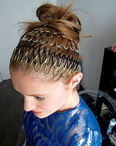 DIY Hairstyles – An ELLE Editor Tries 21 Hairstyles in 21 Days - ELLE