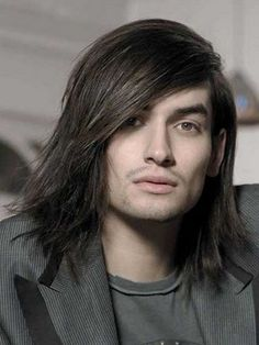 men long layered hairstyles Men Long Hairstyles 2014