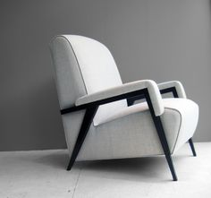 reupholster sofa nyc mayo leather reviews rh's deconstructed highback wing chair:inspired by the ...