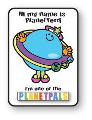 Hi I'm PlanetTerri!