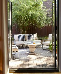 Small Space | Patio Inspiration