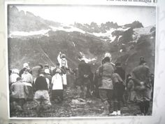 Blessed Pier Giorgio Frassati mountain climbing group
