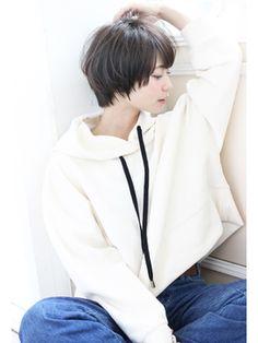 【2017年秋】【Un ami】《増永剛大》すっきり×ふんわりマッシュショートボブ/Un ami omotesando 【アンアミ オモテサンドウ】のヘアスタイル|BIGLOBEヘアスタイル