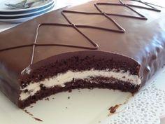 Cupcake Cookies, Cupcakes, Greek Recipes, Chocolate Cake, Tiramisu, Diy And Crafts, Recipies, Food And Drink, Pudding