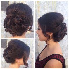 Wedding Hair And Makeup, Bridal Hair, Hair Makeup, Dead Makeup, Sfx Makeup, Prom Makeup, Peinado Updo, Mother Of The Bride Hair, Make Up Braut