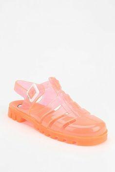 JuJu Footwear Maxi Slingback Jelly Sandal. Sandalias De PlásticoSandalias  De JaleaVenta De ZapatosZapatos ... 81d632564ed2