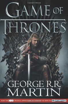 A Song of Ice and Fire (1) - A Game of Thrones by George R. R. Martin, http://www.amazon.co.uk/