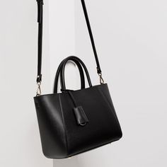 Image 4 of TOTE BAG from Zara
