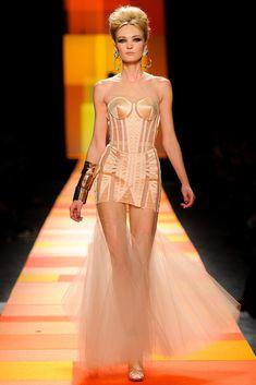 Jean Paul Gaultier. Haute Couture. Spring Summer 2013. Paris