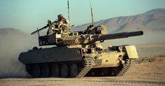 Army considers new lightweight, maneuverable battle tank to change land war Sheridan Tank, M109, Tank Armor, Army Infantry, Tank Destroyer, Armored Fighting Vehicle, Battle Tank, World Of Tanks, Big Guns