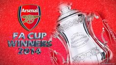 Arsenal FA Cup 2014 Winners