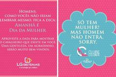 """LG Sistemas promove """"Clube da Luluzinha"""" em comemoração ao Dia da Mulher - LG lugar de gente"""