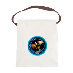 Aquarius Astrology by Valxart Canvas Lunch Bag  By Valxart.com at http://cafepress.com/valxart  for $17.49 you Never lose your lunch again with this canvas handle lunch bag. 12.5 x 8x 5.5 canvas Roll to close with secure velcro Phthalate, BPA and Lead-Free