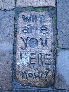 WWU Urban Art: Replaced Bricks Tour. Ahh! My university made it onto Pinterest!