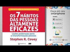 Audiolivro | Os Sete Hábitos das Pessoas Altamente Eficazes - YouTube