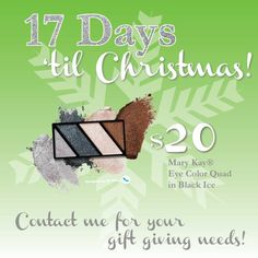 christmas 2015 marykay makeup countdown qtoffice withyoueverystepoftheway - Countdown To Christmas 2015