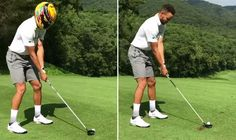Lewis Hamilton: NBA star Stephen Curry steals F1 stars helmet for round of golf