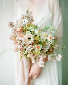 Bridal Bouquet Purple Summer Wedding Inspiration Ideas For 2019 Bridal Bouquet Blue, Bridal Flowers, Flower Bouquet Wedding, Bridesmaid Bouquet, Floral Wedding, Boquet, Purple Summer Wedding, Summer Wedding Bouquets, Wedding Flower Inspiration