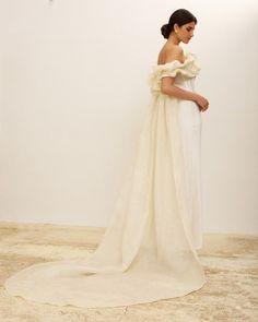 Elegant Modern Silk Wedding Dresses for 2022 Brides – Zoe Rowyn Bridal – Bridal Musings 24