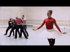 Becoming the Queen of Hearts - The Royal Ballet's Alice's Adventures in Wonderland - YouTube