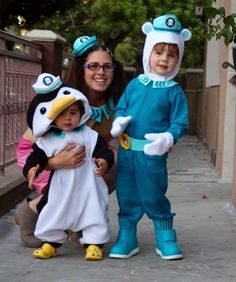 octonauts costumes - Raving Rabbids Halloween Costume