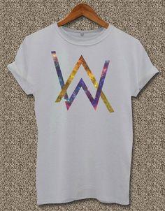 Alan Walker Faded T-shirt Electronic Music DJ Tee Divine Comedy Shirt AW#01 #Handmade #BasicTee