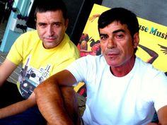 Con DJ Pippi en Sirocco Ibiza 2009
