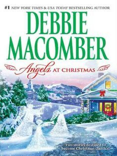 Presents two stories about Shirley, Goodness, and Mercy, three angels with a penchant for trouble, as they answer prayers and bring some much-needed Christmas magic and a little romance into people's lives.