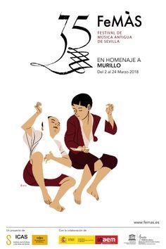 Cartel para el Festival de Música Antigua de... - Ágreda